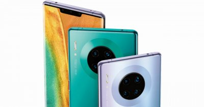 Huawei anunță data de lansare pentru Mate 30 și Mate 30 Pro