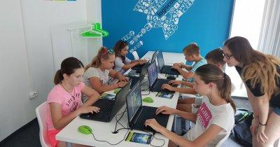 Curs programare pentru copii: 10.000 de elevi pentru toate nivelurile