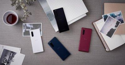 IFA 2019: Sony Xperia 5, noul flagship al japonezilor