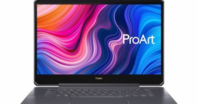 Asus ProArt StudioBook One, cel mai performant laptop din lume