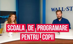 VIDEO/AUDIO De ce au nevoie copiii din România de școli de programare?