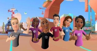Distopia continuă: Facebook Horizon e un fel de Second Life în VR