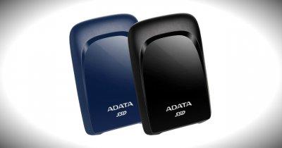 Acest SSD extern de la ADATA e perfect pentru cei ce vor portabilitate