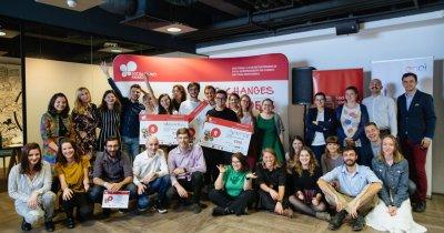 Afacerile sociale care au câștigat Social Impact Award România 2019