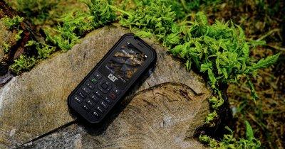 Cat Phones lanseză încă un telefon rezistent, bun pentru muncitori