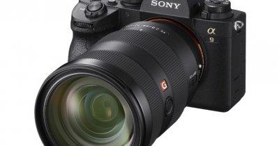 Sony Alpha 9 II, mirrorless pentru fotojurnaliști