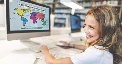 Niciun Giga nu se pierde când se oferă pentru educație digitală