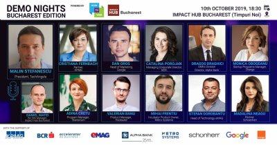 """How to Web 2019: """"banii vorbesc"""" la ultimul Demo Nights din București"""