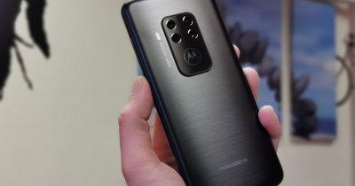 Motorola One Zoom, lansat în România: Funcții premium la preț decent
