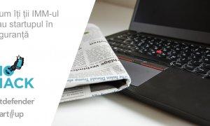 #NOHACK - Cum îți protejezi IMM-ul de furtul de date pe internet