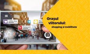Shopping-ul și mobilitatea în orașul viitorului