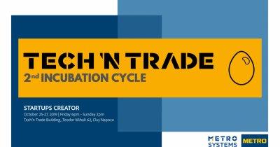 Tech'n Trade caută noi startup-uri de tech și comerț pentru incubare