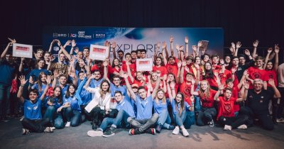 BRD First Tech Challenge: 190 echipe în programul de robotică din 2019