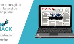 #NOHACK - Cum să te protejezi de știrile false și de manipulări