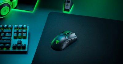 Razer lansează un mouse wireless special pentru sporturile electronice