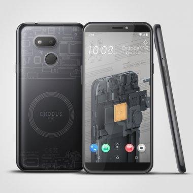 HTC, versiune nouă a telefonului pe blockchain, dar mult mai ieftină