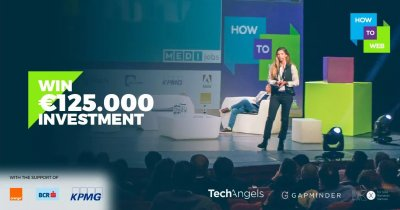 How to Web 2019: semifinaliștii Startup Spotlight