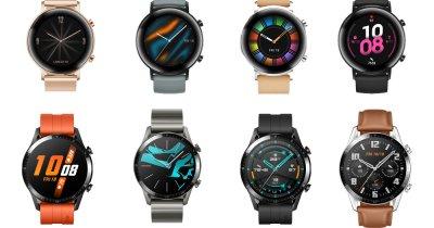 Huawei Watch GT 2, lansat în România: cu ce iese în evidență
