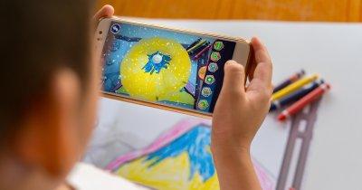 Introducere în realitate virtuală și augmentată pentru copii la RADAR