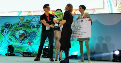Startarium Pitchday 2019: Câștigătorul marelui premiu este Digitail