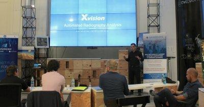 Xvision wins Seedstars Bucharest awards - best startup