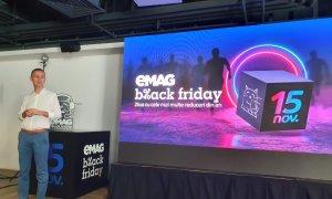 Black Friday la eMAG - Primele produse anunțate la ofertă