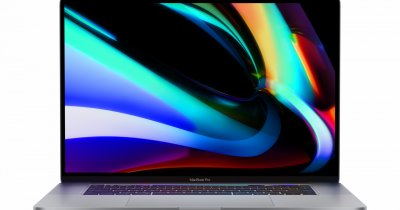 MacBook Pro de 16 inci, placă video pentru game development de la AMD