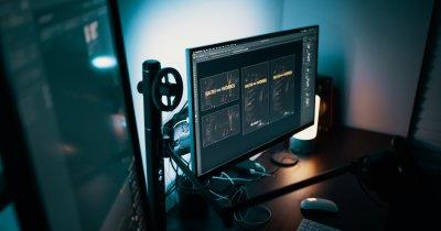 Black Friday PC Garage - monitoare ieftine pentru PC-ul tău