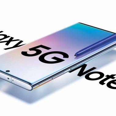 Samsung Galaxy Note 10 5G disponibil la Orange și Vodafone