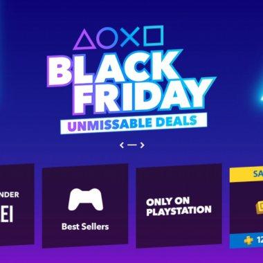 Black Friday pe PlayStation Store: reduceri de până la 60%