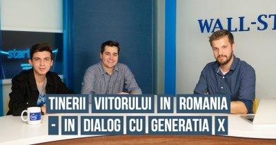 Despre viitorului educației și României cu elevi de 17 ani