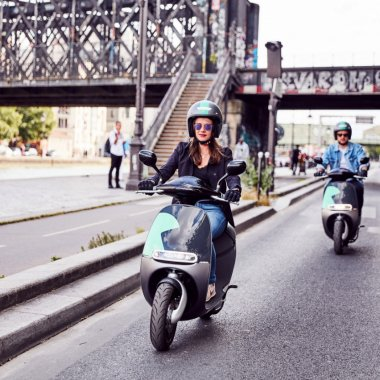 Un startup de închiriere de scutere electrice se închide. De ce?