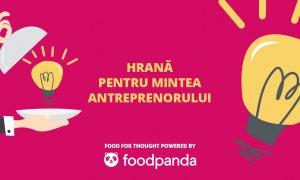 Food for Thought: start-up.ro și foodpanda îți livrează inspirație
