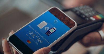 Apple Pay disponibil direct din aplicația George (BCR)