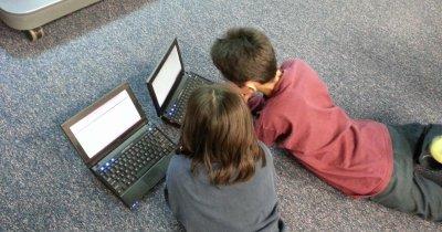 6.000 de elevi și profesori din zona rurală, mai aproape de tehnologie