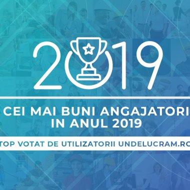 Top angajatori 2019: ce companii românești apreciază angajații