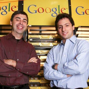 Larry Page și Sergey Brin pleacă de la conducerea părintelui Google