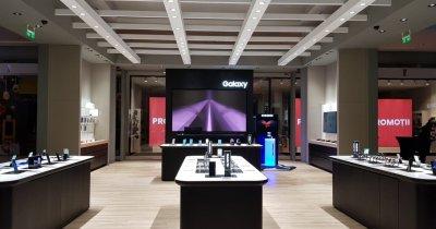 Samsung Galaxy Fold este disponibil în oferta Vodafone