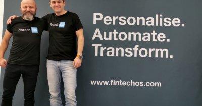 FintechOS ridică o rundă Series A în valoare de 14 milioane de dolari