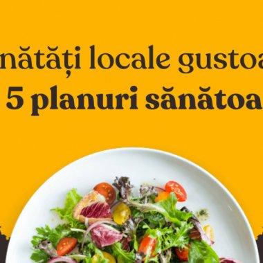 Petisante e un serviciu românesc de food delivery cu mâncare sănătoasă
