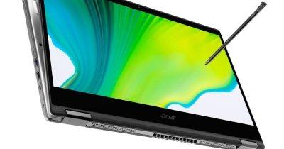 CES 2020: Acer și-a prezentat noua gamă de convertibile Spin