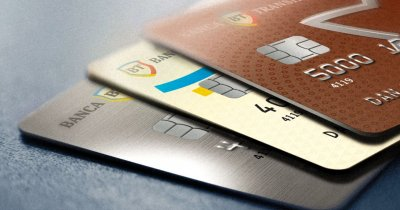 Banca Transilvania în 2019: 4 mil. carduri. 500.000 sunt de credit