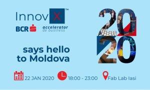 Acceleratorul BCR-InnovX se lansează la Iași la finalul lui ianuarie
