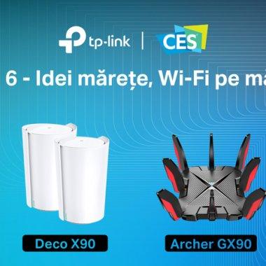 CES 2020 - TP-Link: familia Deco Mesh cu acoperire în orice casă/birou