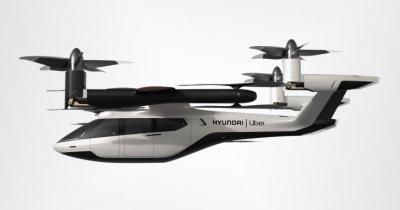 Viitorul transportului: pentru Uber este cu mașini zburătoare