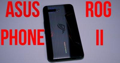 Asus ROG Phone II, probabil cel mai bun telefon din 2019