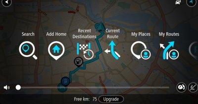 Huawei intră în parteneriat cu TomTom ca să nu duci dorul Google Maps