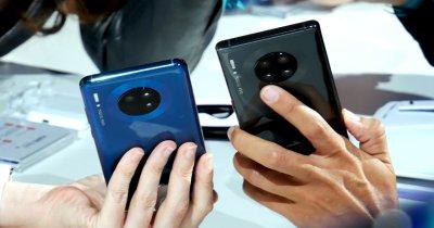 Peste 400 de precomenzi pentru Huawei Mate 30 Pro în România