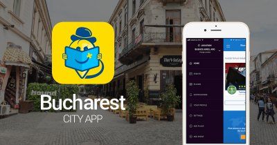 Orange cumpără aplicația de turism Bucharest City App