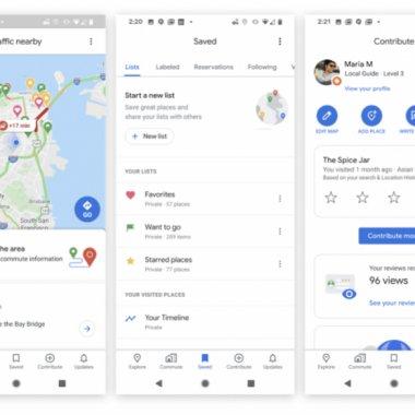 Google Maps împlinește 15 ani. Ce poți face pe harta României